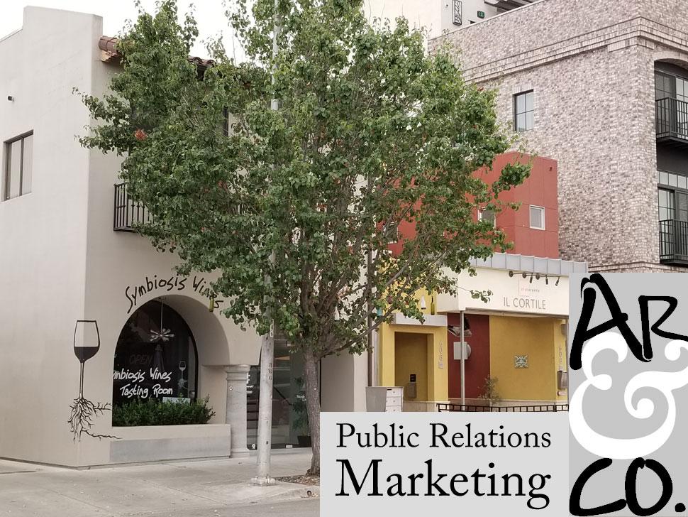 AR & CompanyPR & Marketing